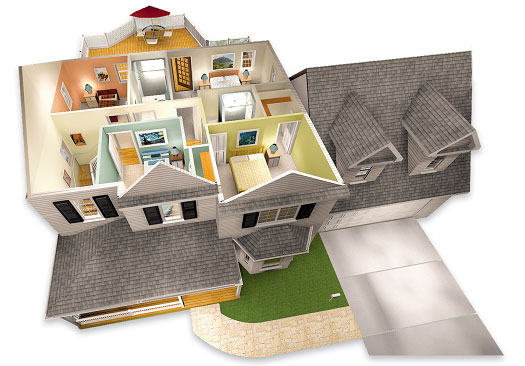 Design Your Home With These Virtual House Designs
