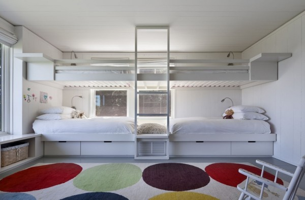 Contemporary Bunk Bed Design