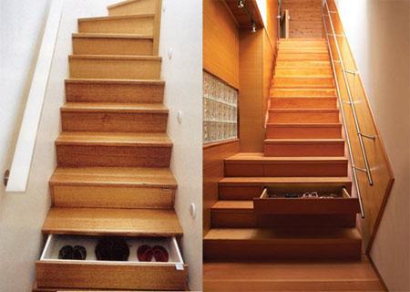 Drawer Steps Stairway