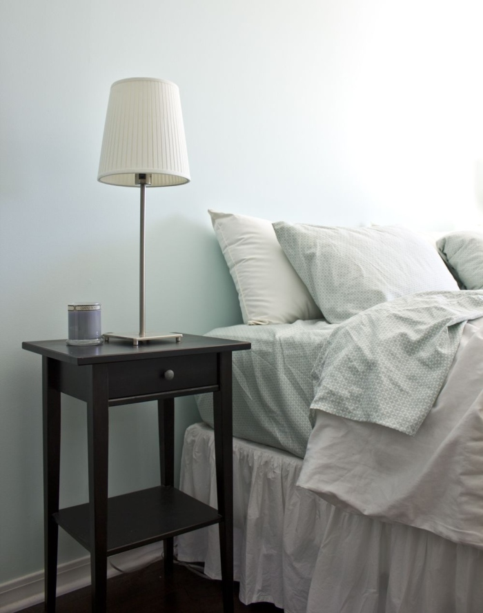 Dark Colored Nightstand