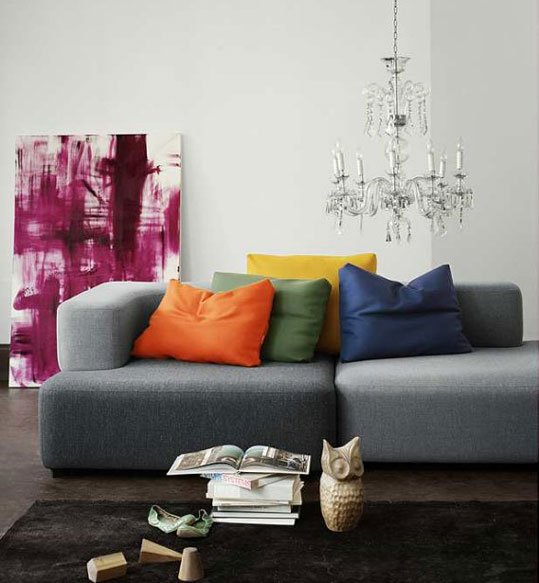 Alphabet Modular Sofa