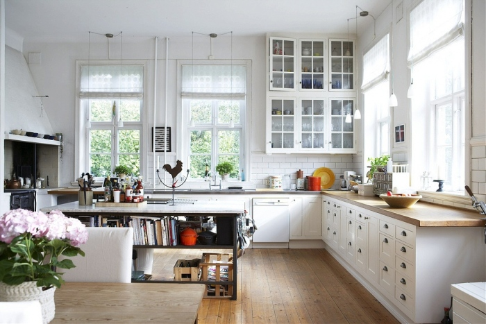 Scandinavian Style Interiors Warm