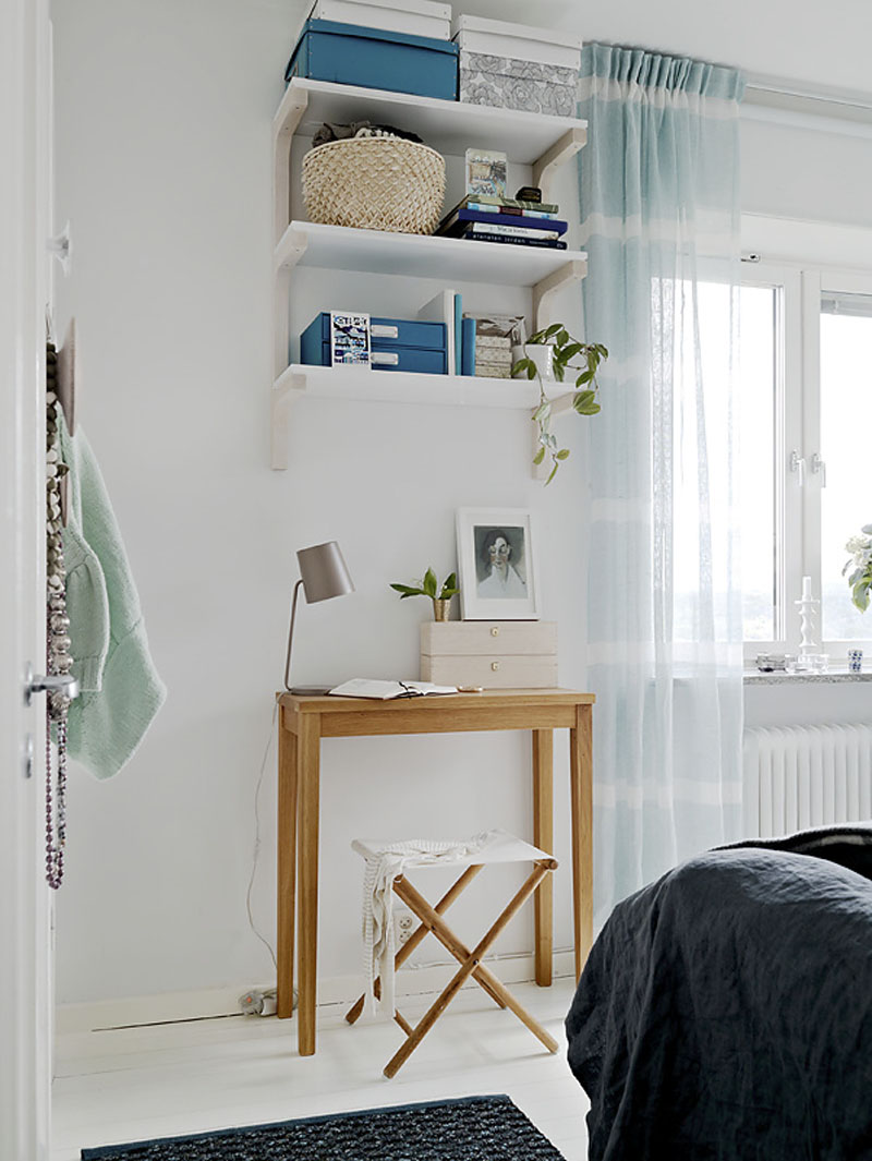 Delightful Scandinavian Apartment Decodesk