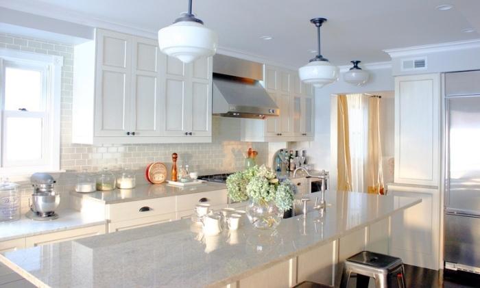 Cream-White-contemporary-kitchen-remodel-idea