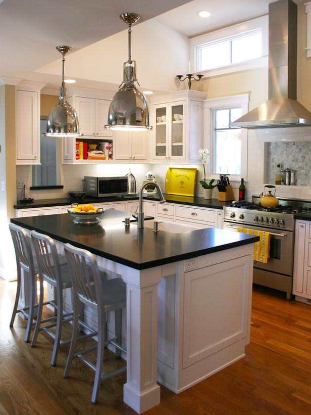 Fantastic kitchen island designs for Modern kitchen designs with island