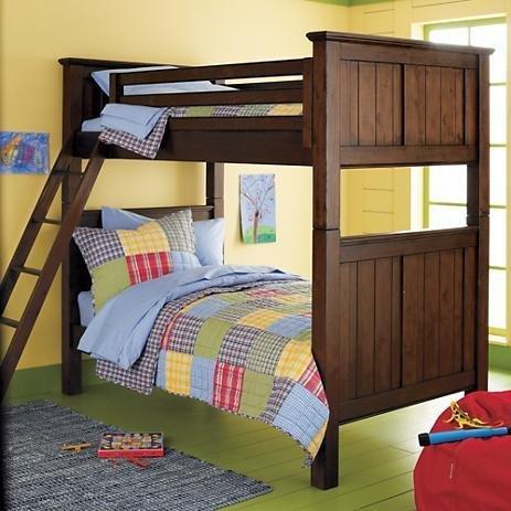 Hardwood Bunk Bed