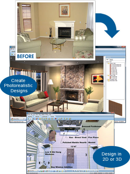 Create your own with these virtual house designs for Virtual home software