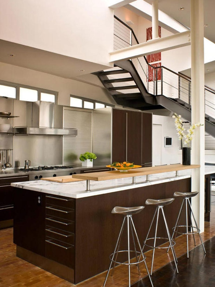 Stunning kitchen and kitchen island designs for The perfect kitchen island