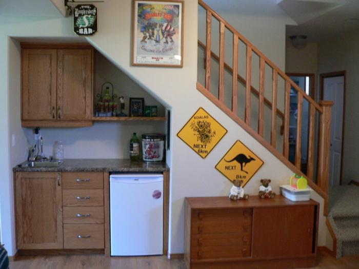 Understair Kitchen