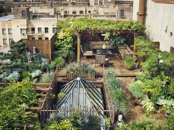 Lush Garden Concept