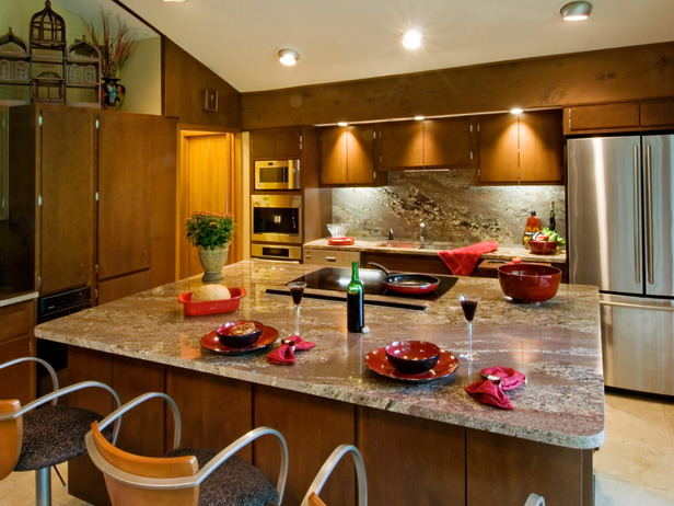 fantastic kitchen island designs