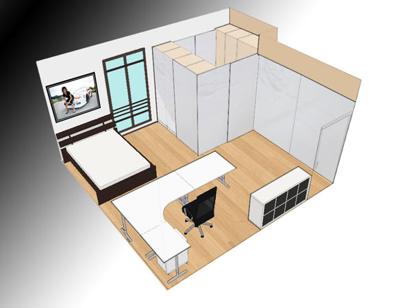 Create your own with these virtual house designs for Interactive interior design