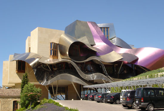 City of Wine Complex