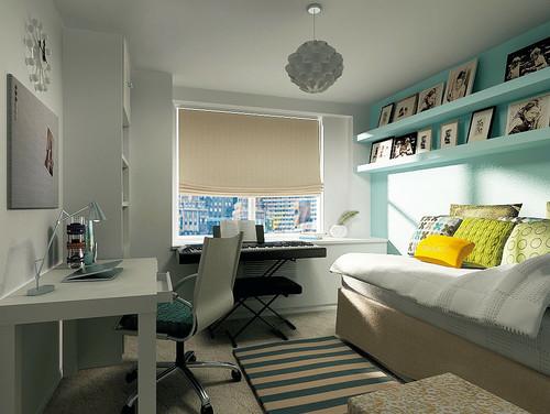 Chelsea Teen's room & bath