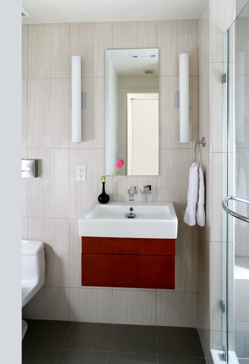 Lovely bathroom designs for small space - Bathroom designs for small spaces pictures ...