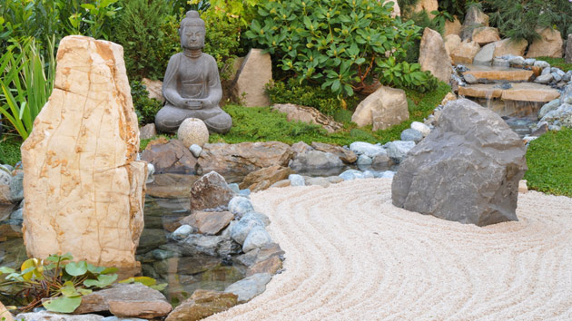 cool zen garden designs | Cool Environment Friendly Ideas for your Rooftop