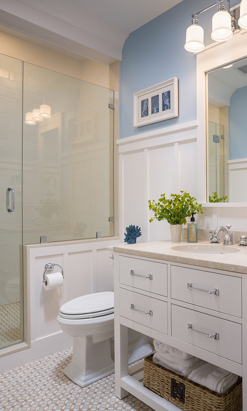 Smart ideas on renovating small bathroom for Small victorian bathroom design