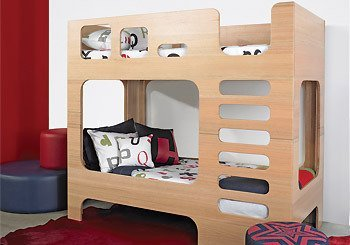 Playground Inspired Bunk Bed