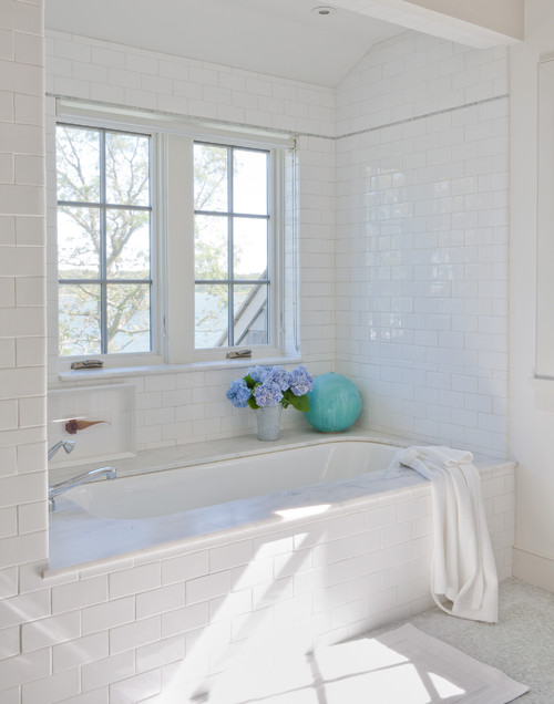 Glass Style Subway Tile