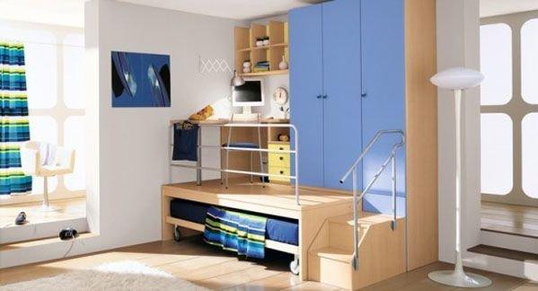 Outstanding Bedroom Designs for Teenage Boys