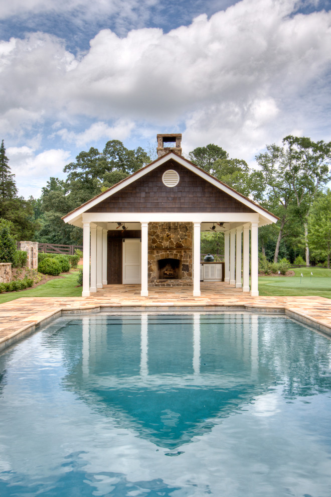 Pool house bathroom ideas for Pool and pool house
