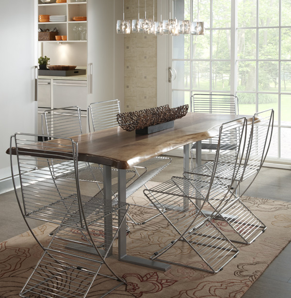 Rustic Modern Dining Room Ideas: 10 Modern Rustic Dining Table Ideas