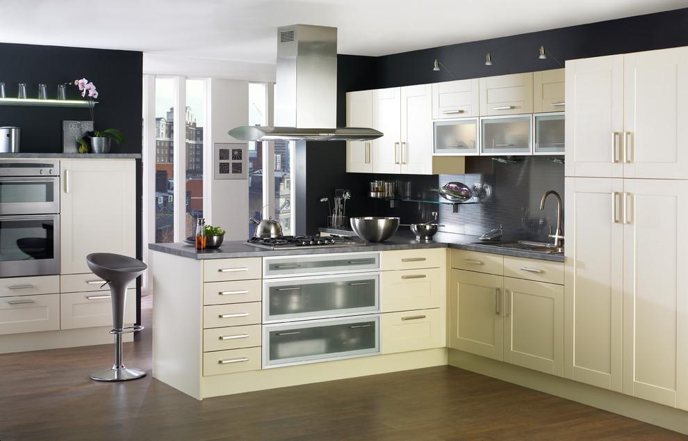 10 Elegant Cream Colored Kitchen Designs - Interior Design ...
