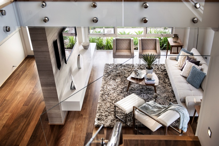 Living-room-interior-Romano-crescent-residence-with-cool-coastal-setting-in-Etesian,Australia