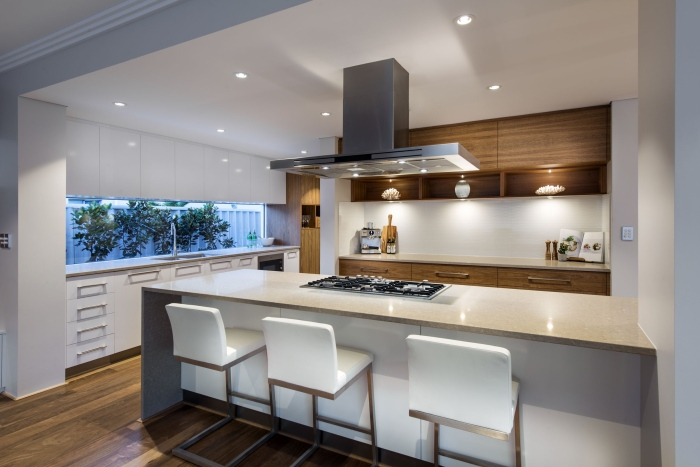 White-and-grey-interior-Romano-crescent-residence-with-cool-coastal-setting-in-Etesian-Australia