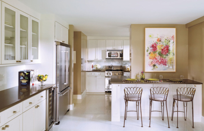 Manhattan White Shaker Kitchen