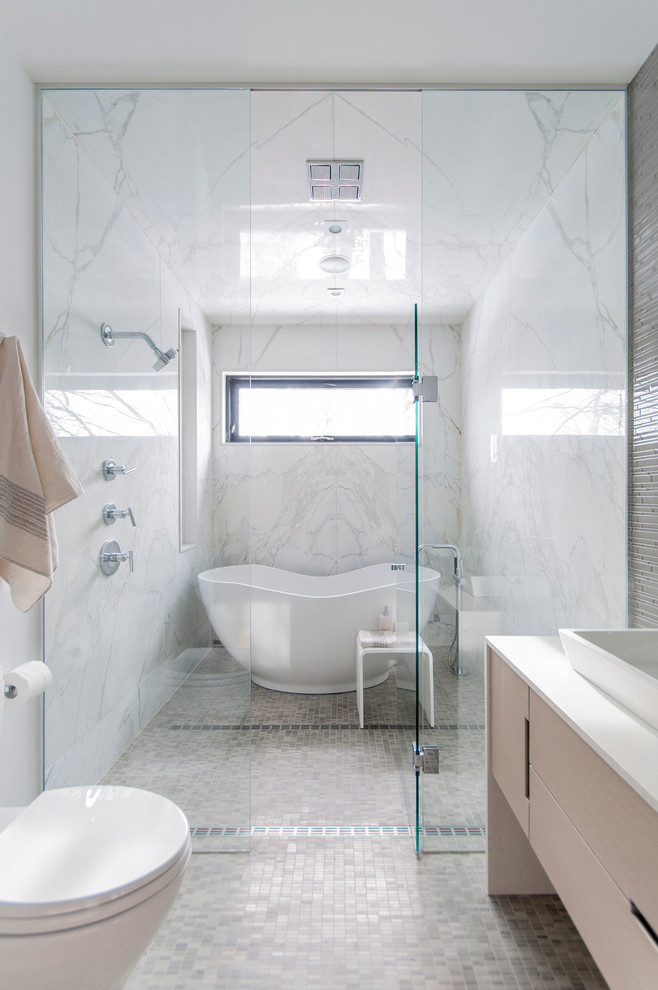 10 wet room designs for small bathrooms - Modern small bathroom designs ...
