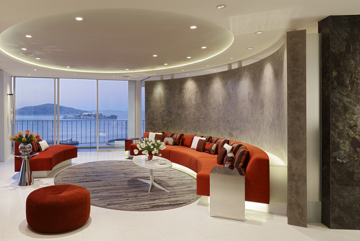 Modern-living-room-with-opulence-office-lobby-decorating-idea
