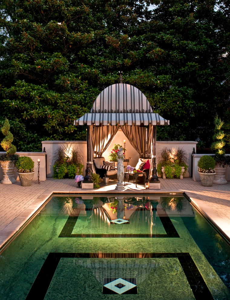 Pool side cabana designs ideas for Garden cabana designs