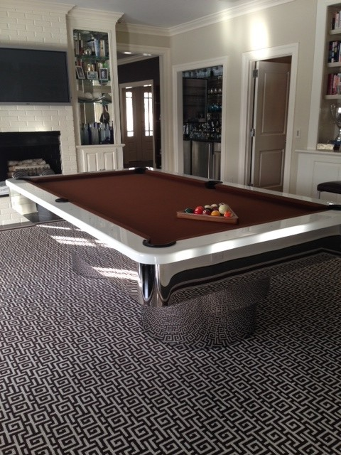 10 Inspirational Modern Pool Tables