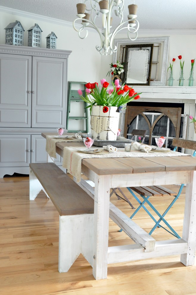 Dining with the typical dining space chairs