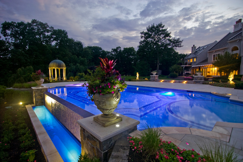48 Infinity Swimming Pool Designs Inspiration Infinity Swimming Pool Designs
