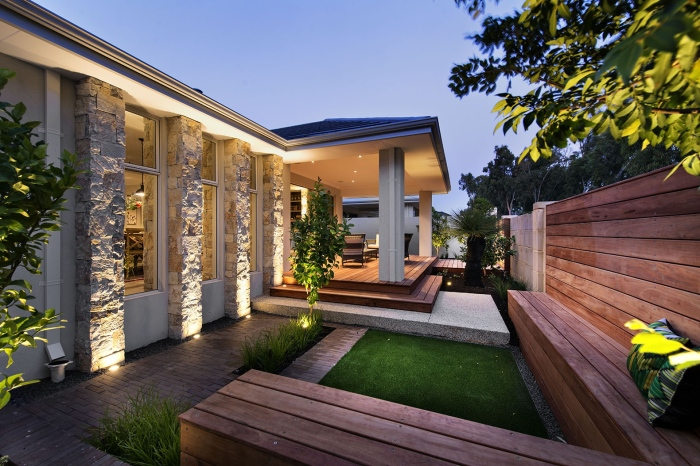 An-exterior-backside-of-the-house-Avalon-classic-homestead-inspired-design-in-Australia