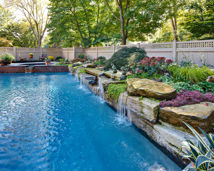 Best pool privacy fence ideas