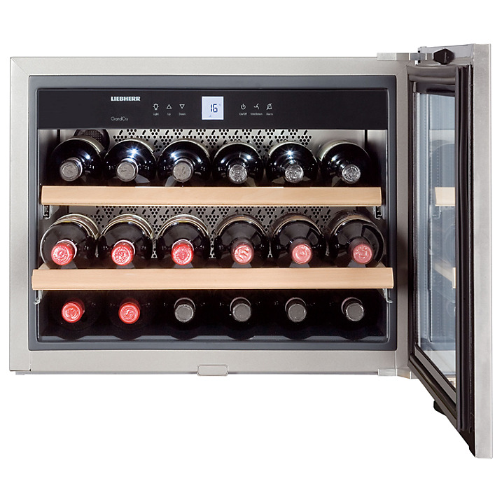 chest sized wine cooler