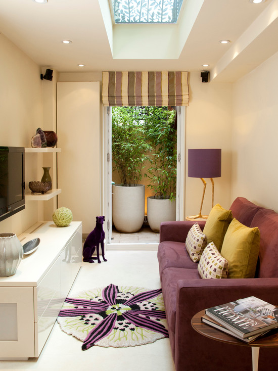 10 stunning really small living room ideas Really small living room ideas