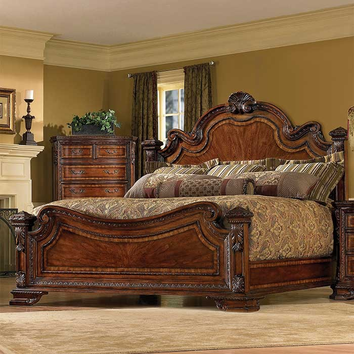 estate victorian bed design