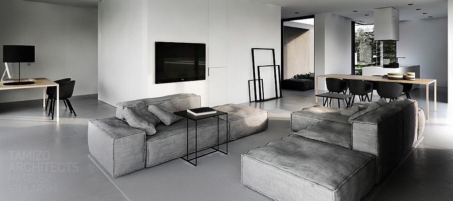 10 stunning modern minimalist design ideas for Sophisticated living room designs