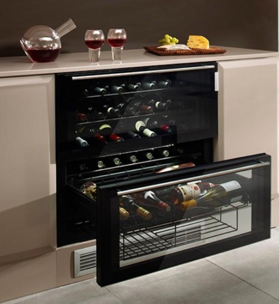 domestic wine cooler