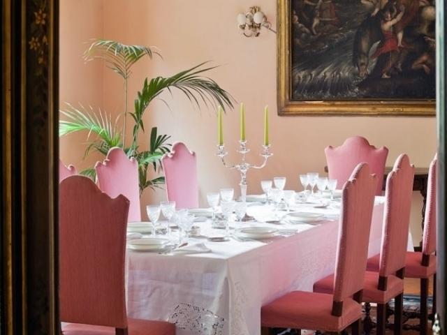 victorian dining design