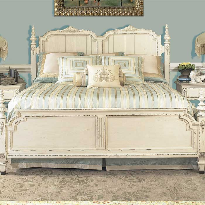 Victorian-style-East-Hampton-Bed