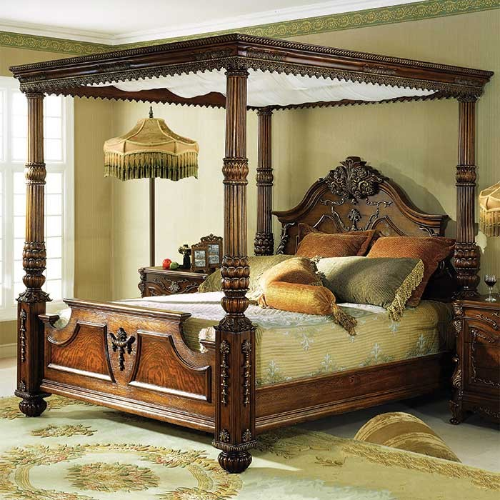 10 Victorian Style Bedroom Designs