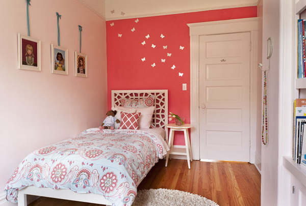 Small space bedroom designs for your kids for Photos of bedroom designs for small rooms
