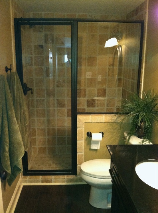 top small bathroom designs this is a small bathroom idea design showerthe dark wood is used in