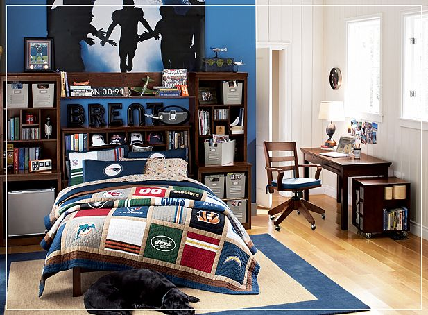 ideas for boys teenage bedroom
