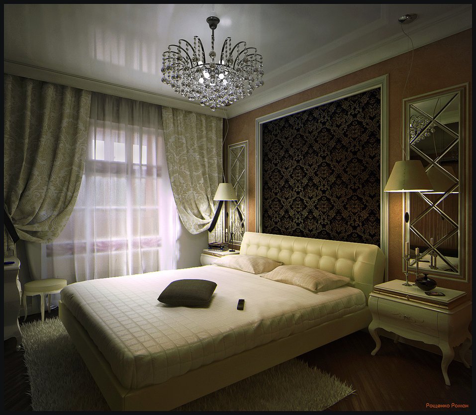 10 beautiful art deco bedroom designs - Interior decoration for bedroom ...